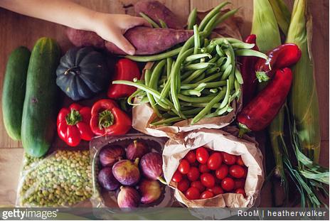 Arthrose : pourquoi les légumes sont conseillés ?